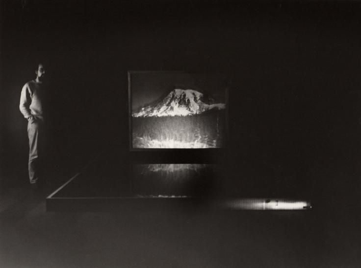 Bill Viola, Moving Stillness: MountRainier 1979, Media Study/Buffalo, 1979