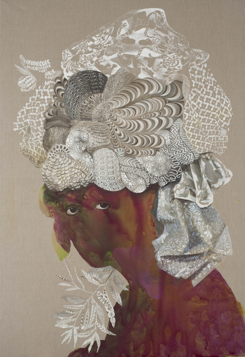 FIRELEI BÁEZ, Sans-Souci (This Threshold between a dematerialized and a historicized body),2015