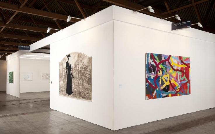 , Art BrusselsInstallation view 2015