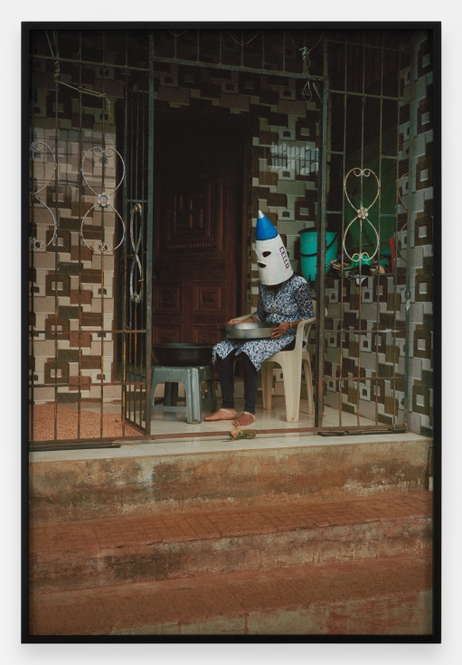GAURI GILL Untitled (73) from Acts of Appearance, 2015-ongoing