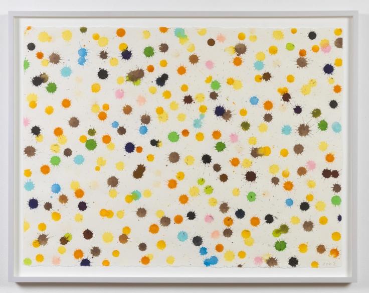 , SPENCER FINCHStudy for Nabokov,2002Ink on paper22 x 30 in. (55.9 x 76.2 cm)