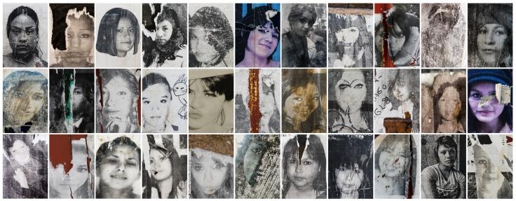 TERESA MARGOLLES, Pesquisas (Inquiries), 2016