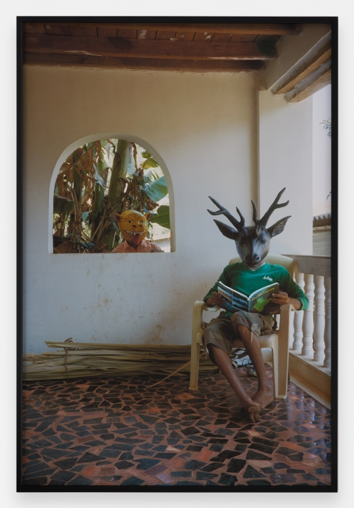GAURI GILL Untitled (60) from Acts of Appearance, 2015-ongoing