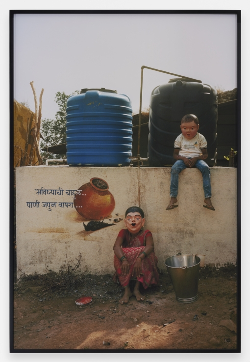 GAURI GILL Untitled (88) from Acts of Appearance, 2015-ongoing