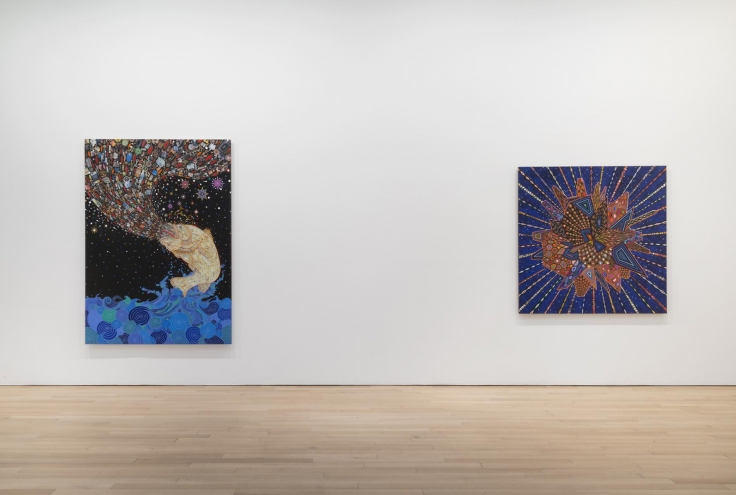 , FRED TOMASELLICurrent Events,2014 Installation view