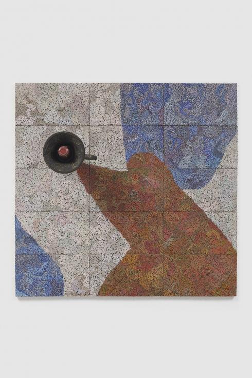 ELIAS SIME, Untitled, 2020