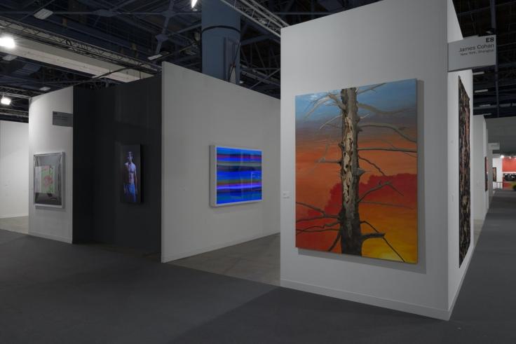 , Installation view, 2015