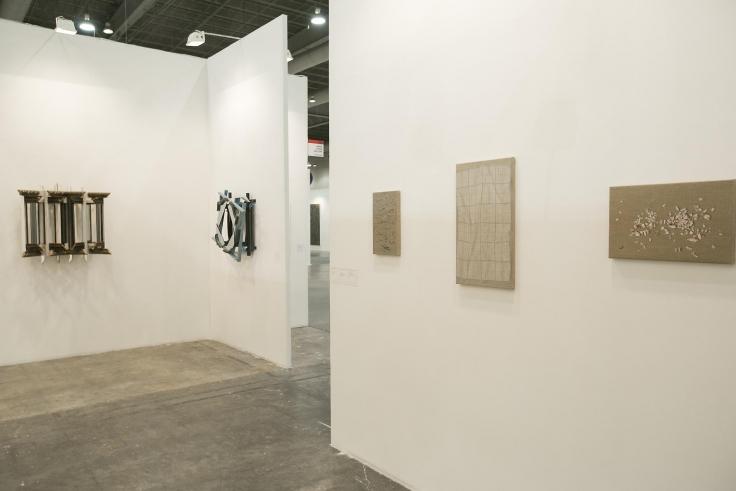 , Zona Maco México Arte Contemporáneo Installation view, 2014