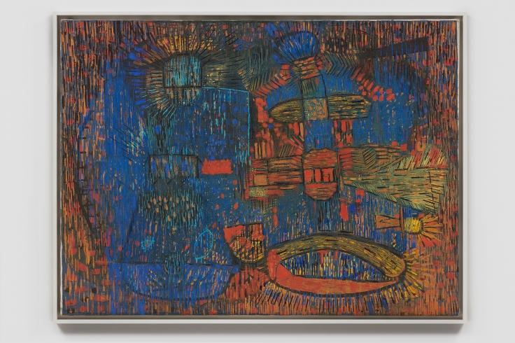 LEE MULLICAN, Untitled, 1949