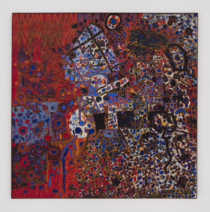 LEE MULLICAN Shatter Passage,1965