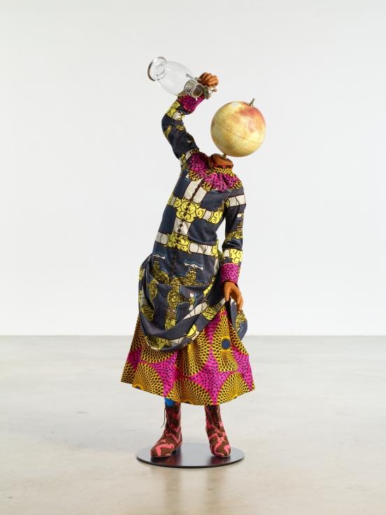 YINKA SHONIBARE, CBE, Water Kid (Girl), 2020