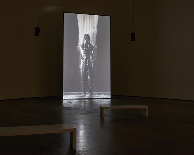 BILL VIOLA, Installation view,Bill Viola: A Retrospective,Guggenheim Museum, Bilbao, Spain, June 30 – November 9,2017