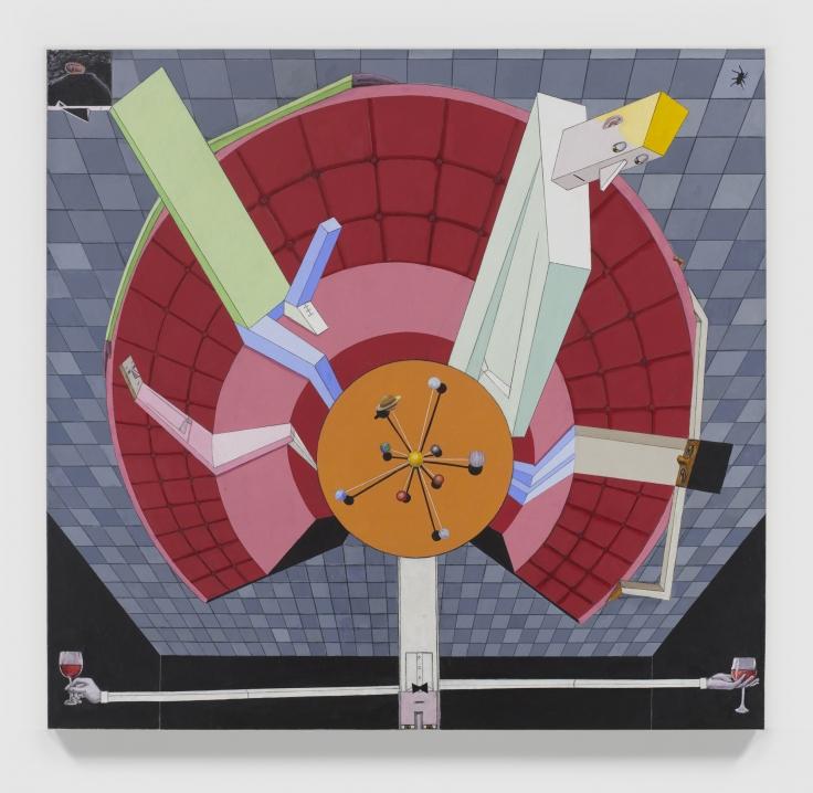 MERNET LARSEN Solar System, Explained (after El Lissitzky), 2020