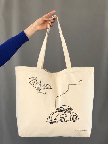 REGEN PROJECTS TOTE BAG