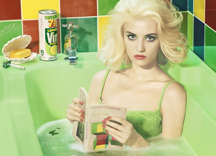 Exhibition: Miles Aldridge at Lyndsey Ingram, London