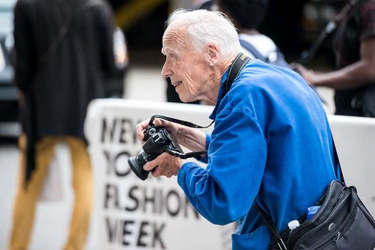 "Exhibition: Bill Cunningham in ""Grand Divertissement à Versailles, Vintage Photographs by Bill Cunningham"" at Savannah College of Art and Design"