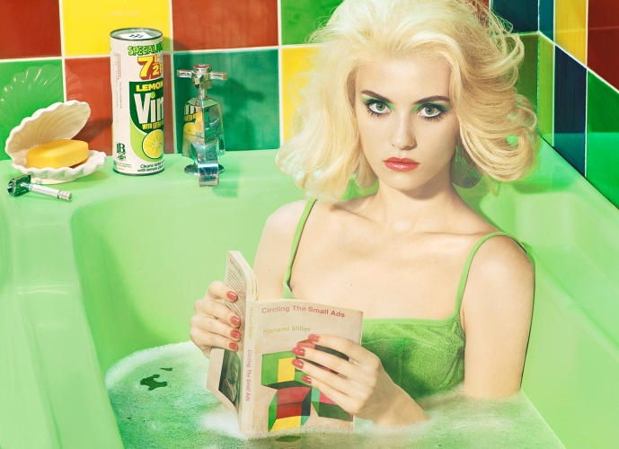 Event: Miles Aldridge at London Original Print Fair