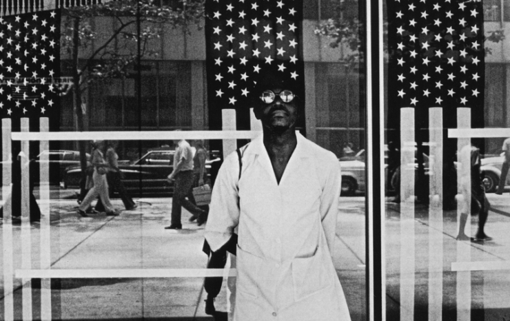 Art Fair: Ruddy Roye, Ming Smith, and Lou Draper in Kamoinge exhibit at Photoville