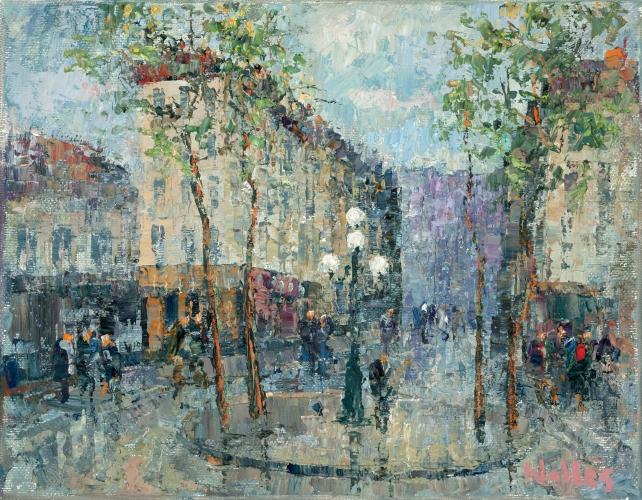 Place Furstenberg Paris