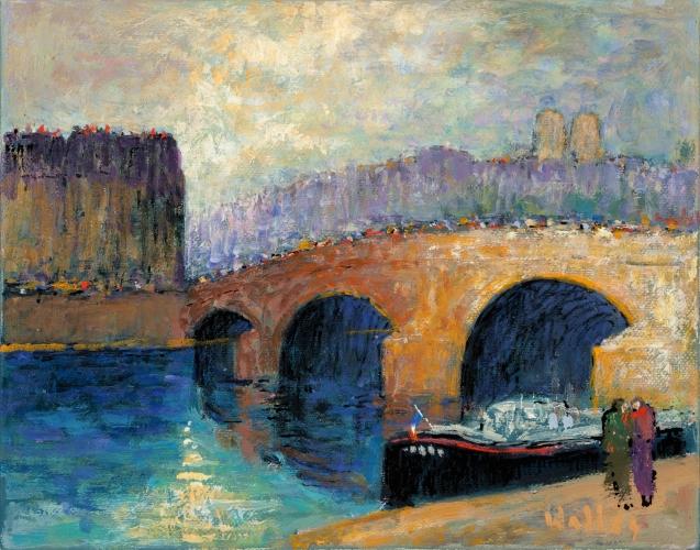 Pont Marie, Paris