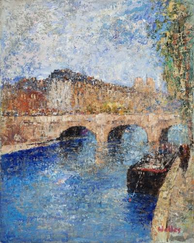 Pont-Neuf, Montmartre Paris