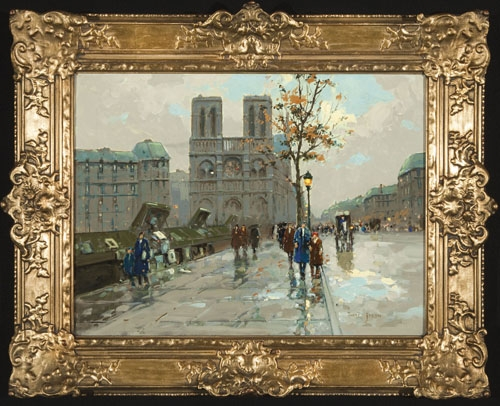 Gisson, Notre Dame