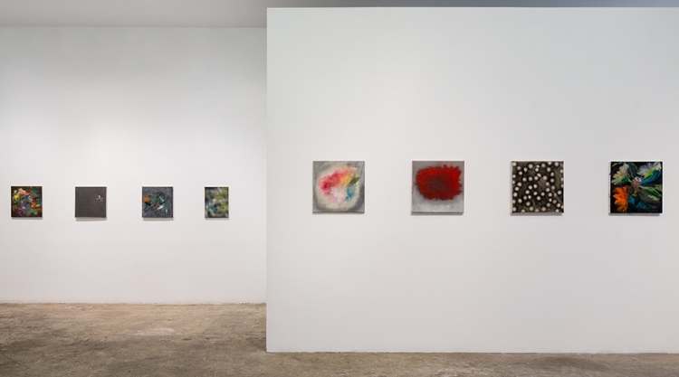 Ross Bleckner and Volker Eichelmann