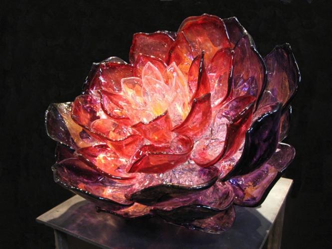 Image result for martin blank glass artist
