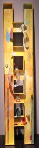 Therman Statoms yellow ladder