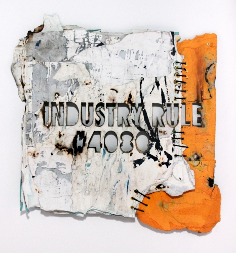 Industry #4080, 2016