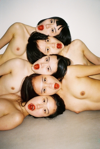 Ren Hang photography Ren Hang nude, Ren Hang China