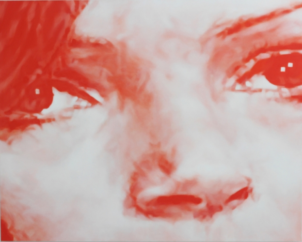 Judith Eisler, Red Margit, 2013
