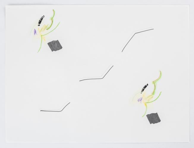 Allison Miller, Doubles II, #47, 2014