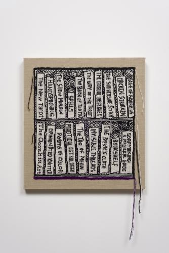 Lisa Anne Auerbach, Spells, 2014