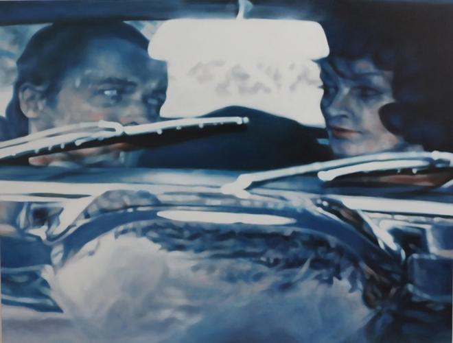 Judith Eisler, Uli & Ingrid, 2013