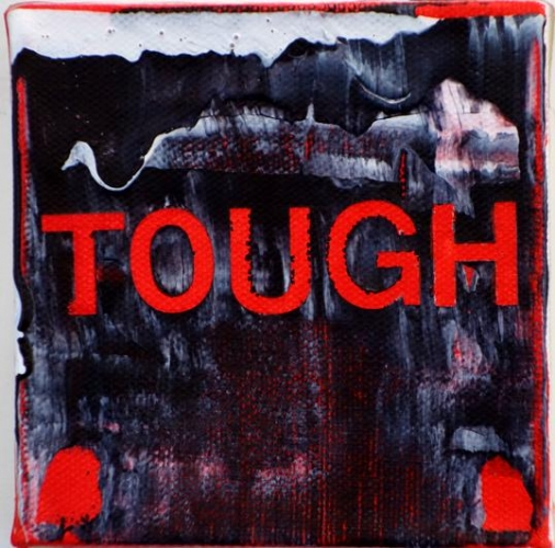 Betty Tompkins Tough, 2014