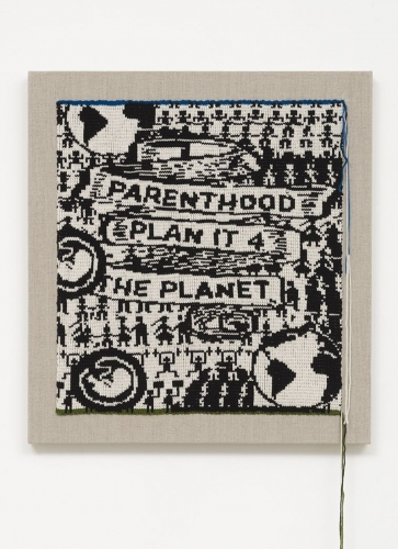 Lisa Anne Auerbach, Plan it for the Planet, 2014