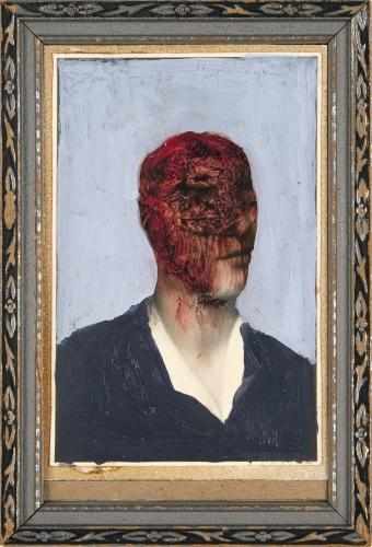 Llyn Foulkes Bloody Heads Time