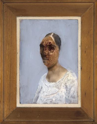 Llyn Foulkes Bloody Heads