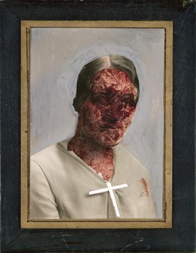 Llyn Foulkes Helen Bloody Heads