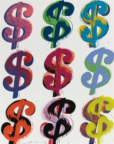 Warhol 9 $
