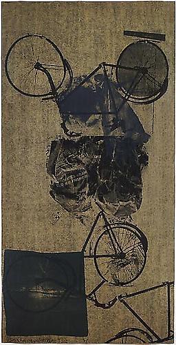 Robert Rauschenberg Kitty Hawk 1974 Lithograph