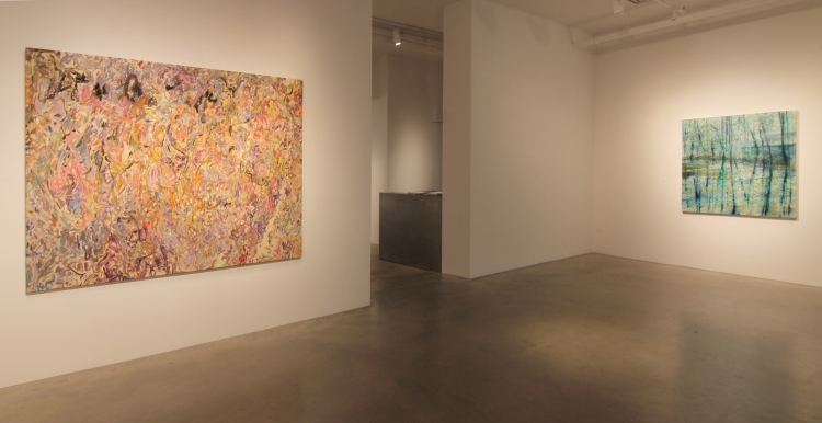 Larry Poons, Matthais Meyer