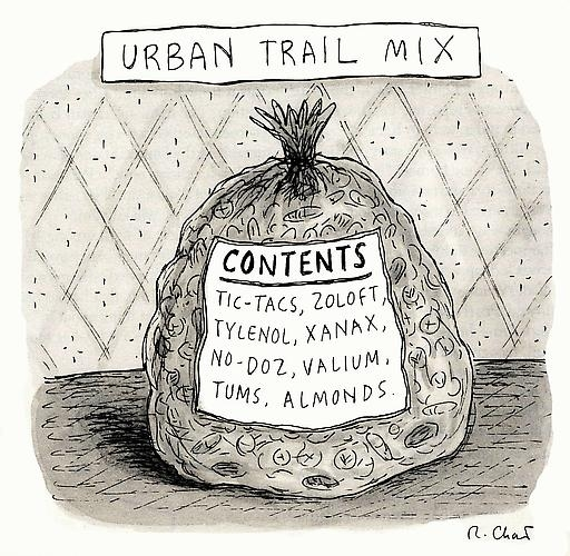 Roz Chast Artists Danese Corey