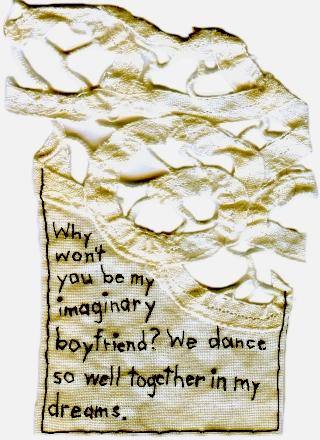 Be my imaginary boyfriend