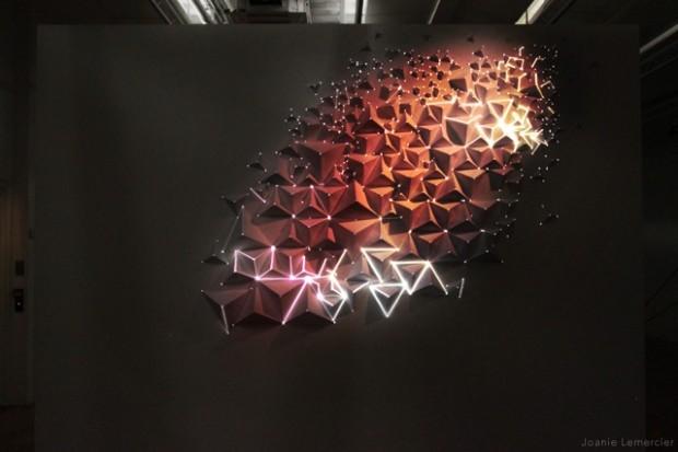 Joanie Lemercier - Exhibitions - Muriel Guepin Gallery
