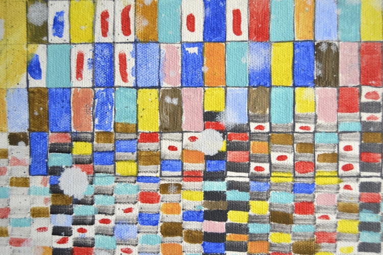 Color Grid detail