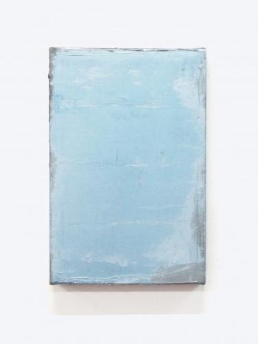 Azul cintilante