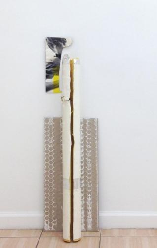 Outlet Fine Art, Outlet, Brooklyn, Ellen Letcher, collage, assemblage