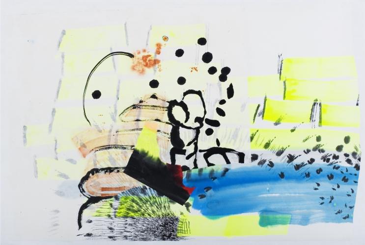 Elisabeth Condon, Outlet Fine Art, Outlet, Brooklyn
